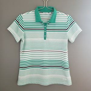 Lady Hagen golf polo shirt